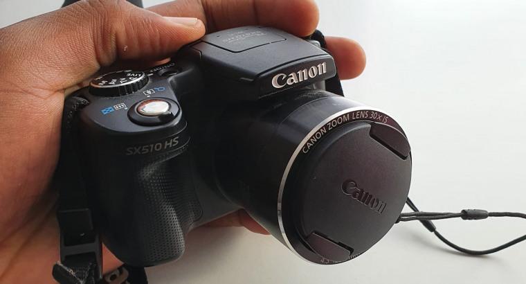Camera Canon PowerShot SX510 HS