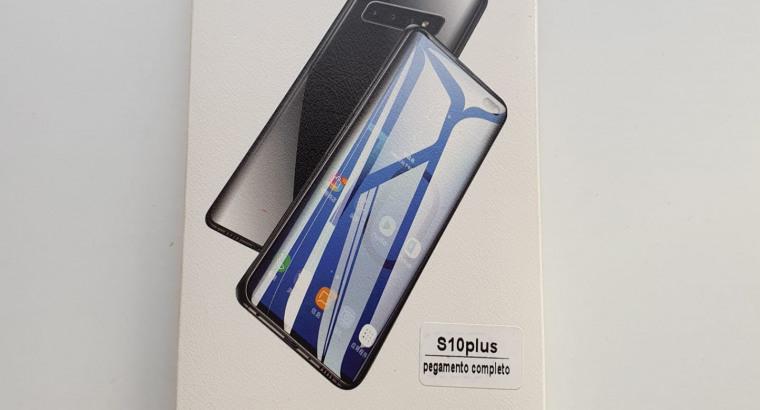 Película de Vidro Samsung Galaxy S10 Plus