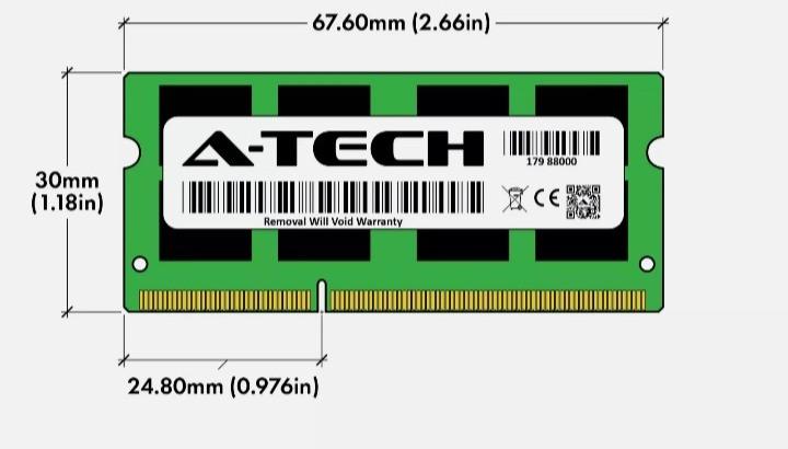 MEMÓRIA RAM DDR3 PORTÁTIL