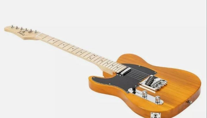 Guitarra Eléctrica Canhoto