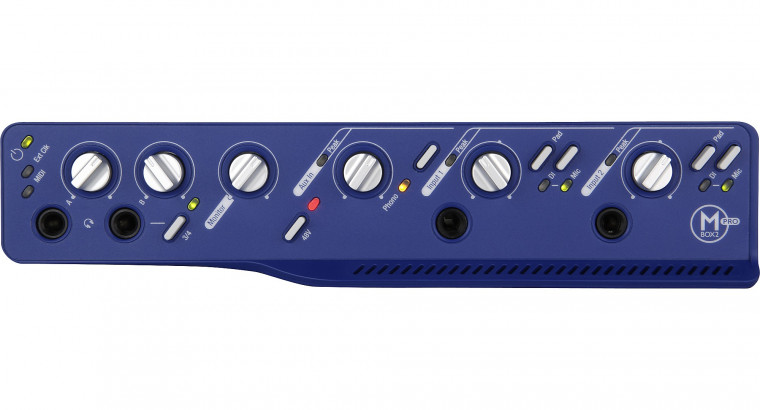 Interface Áudio Digidesign M-Box 2 Pro Firewire