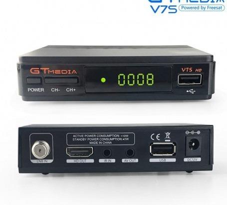 Box DVB-S2 (Parabolica) na Bom Preço!!!