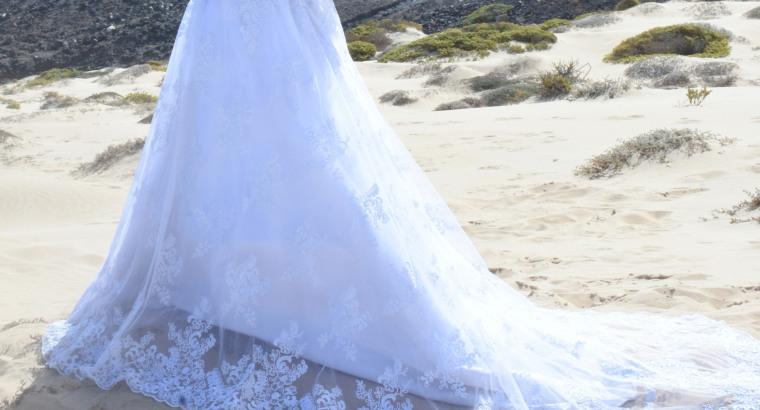 Vestido de Noiva de Princesa