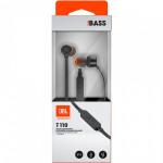 Auricular Jbl Tune 110 In Ear Com Micro 3.5mm