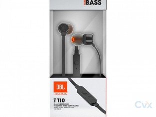 Auricular Jbl Tune 110 In Ear Com Micro 3.5mm