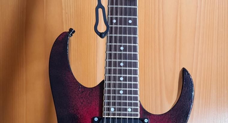 Guitarra Elétrica 7 cordas | IBANEZ RG7421-WNF