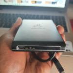 Disco externo HD 256GB