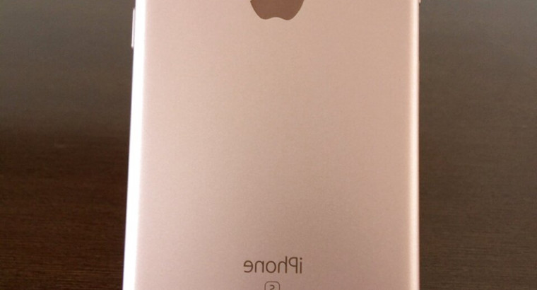 Iphone 6s Gold 64GB Semi-novo