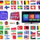 Subscrição IPTV global